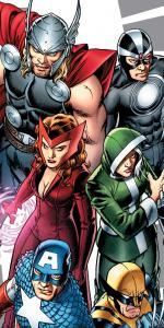 Extrait couverture Uncanny Avengers #1