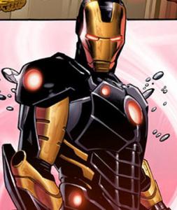 Extrait d'Iron Man #1