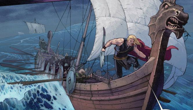 Thor GOT #2 extrait