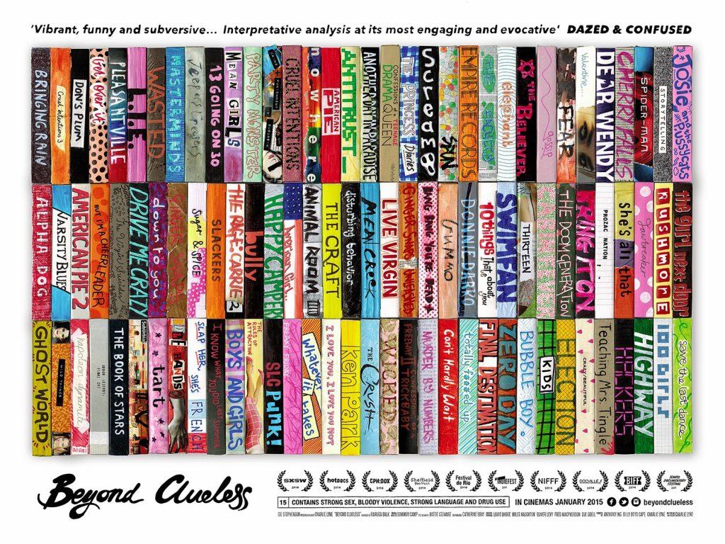 Beyond Clueless - Une étude approfondie, à travers plus de 200 classiques modernes, qui se penche sur le phénomène du teen-movie.