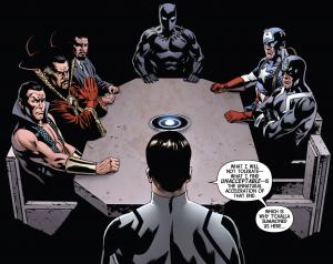 New Avengers tome 1 illu 1