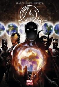 new-avengers tome 1 vignette