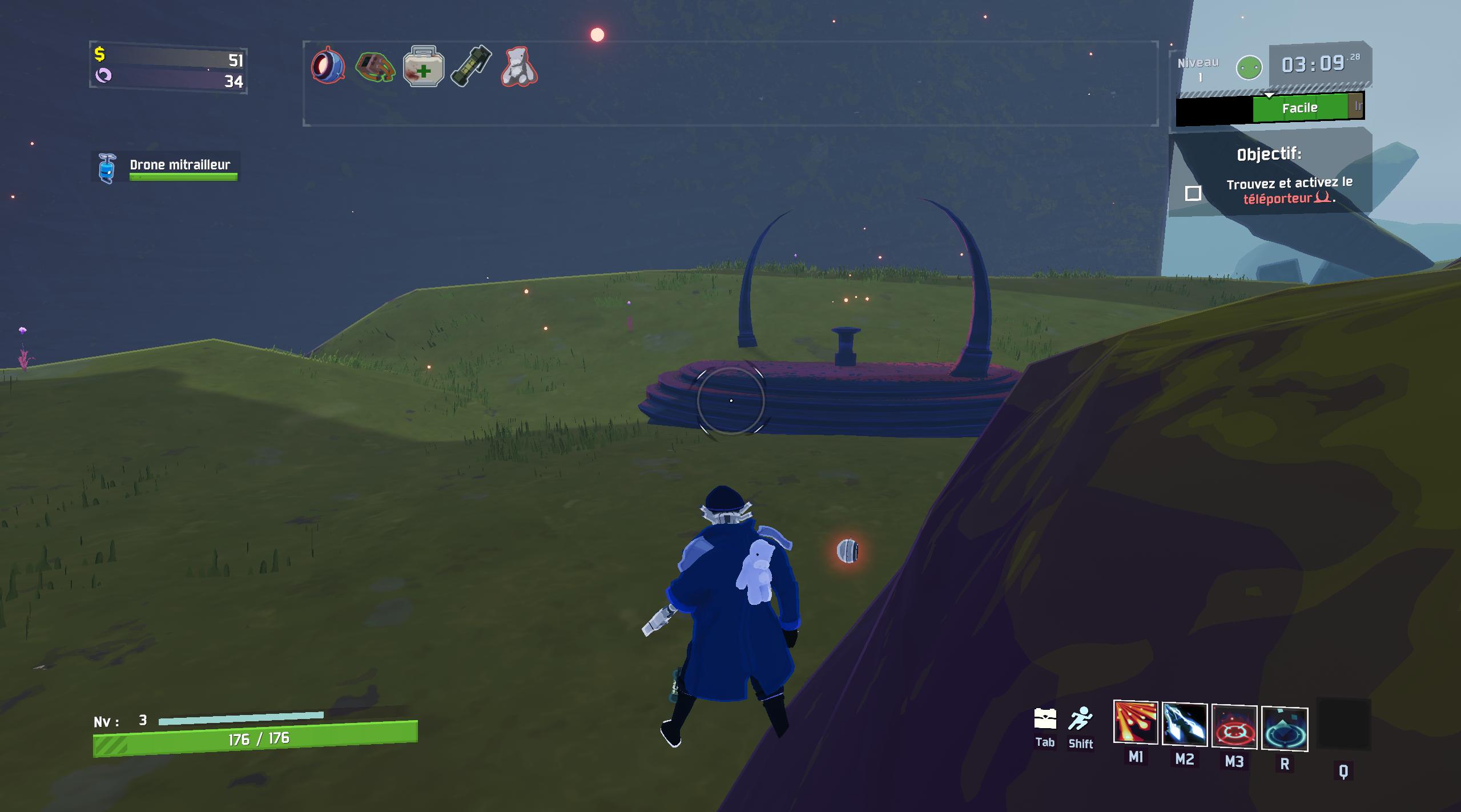 Risk of Rain 2 Gameplay
